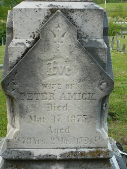 Eve Olive <i>Bowser</i> Amick