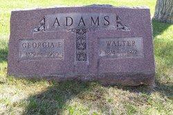 Georgie F Adams