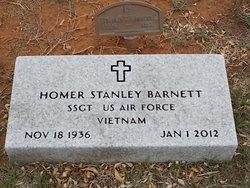 Homer Stanley Barnett