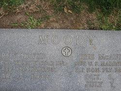 Iris LaRue <i>McAuliffe</i> Moody