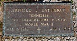 Arnold J. Eatherly