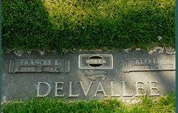 Frances Louise <i>Spickard</i> Delvallee