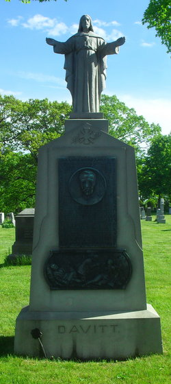 Lieut William Frederick Davitt