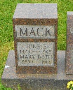 Mary Beth Mack