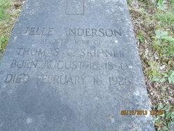 Belle <i>Anderson</i> Skinner