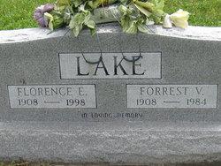Florence Evelyn Flossie <i>Philebaum</i> Lake