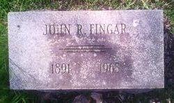 John R Fingar