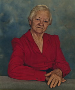 Mamie Jeanette <i>Gault</i> Boughman