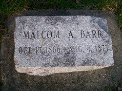 Malcom A. Barr