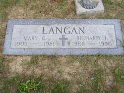 Richard J Langan