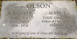 Olaus F. Olson