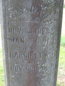 Harriett A. <i>Sargent</i> Gage