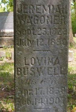 Lovina A. <i>Buswell</i> Wagoner