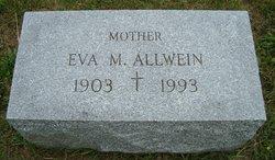 Eva May <i>Miller</i> Allwein