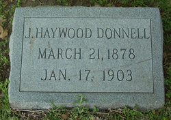 John Haywood Donnell