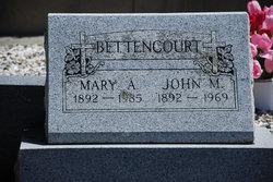 Mary C <i>Alves</i> Bettencourt