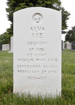Col Alva Lee