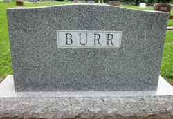 June I <i>Dahlberg</i> Burr