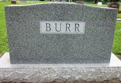 Mamie E <i>Hines</i> Burr