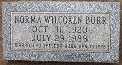 Norma Burr