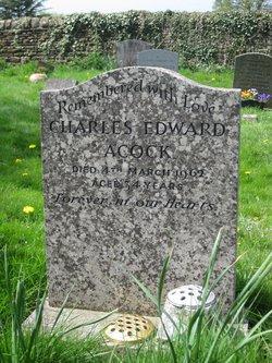 Charles Edward Acock