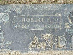 Robert Fredrick Anderson