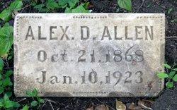 Alexander D. Allen