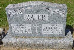 Barbara T. Baier