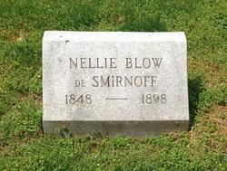 Nellie <i>Blow</i> De Smirnoff