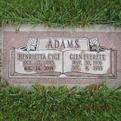 Glen Everett Adams