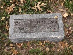 Esther Catherine Styer