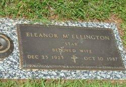 Eleanor Marie <i>Bainer</i> Ellington