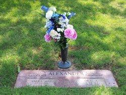Oral A. Alexander