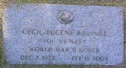 Cecil Eugene Billings