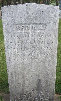 Cecilia <i>Starr</i> Cooper
