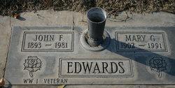 Mary <i>Gil</i> Edwards