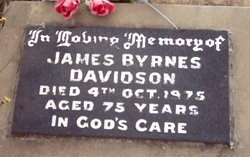 James Brynes Davidson