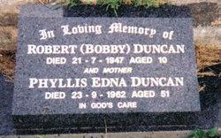 Robert Bobby Duncan