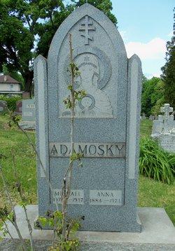Anna Annie <i>Bunga</i> Adamosky