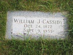 William J Cassidy