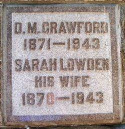 David Marshall Crawford