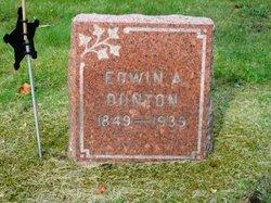 Pvt Edwin A Dunton