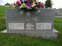 Helen Lucille <i>Bayne</i> Clark