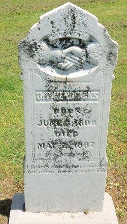 Uriah C Hendricks