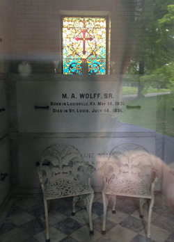 Marcus A. Wolff