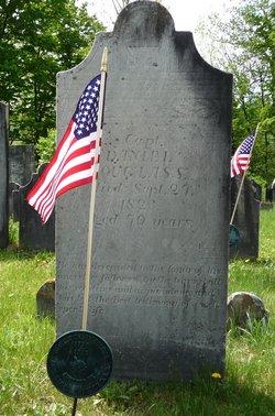 Capt Daniel Douglass