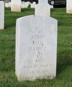John Emil Bailey