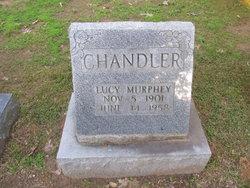 Lucy <i>Murphey</i> Chandler
