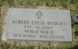 Albert Cecil Dudley