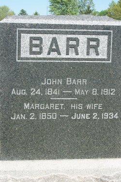 John Barr